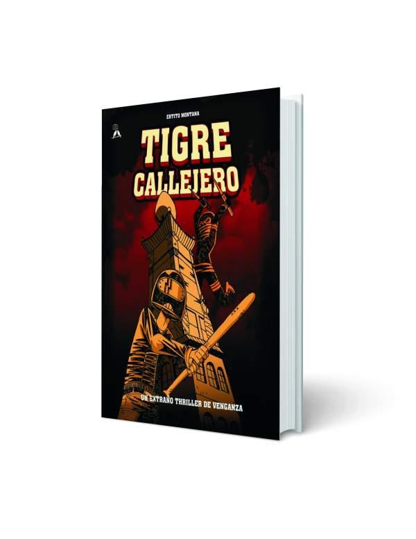Tigre callejero. Un extraño thriller de venganza
