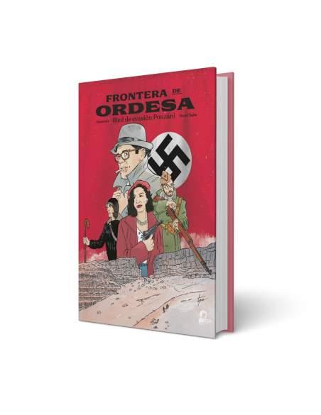 Frontera de Ordesa (Red de evasión Ponzán)