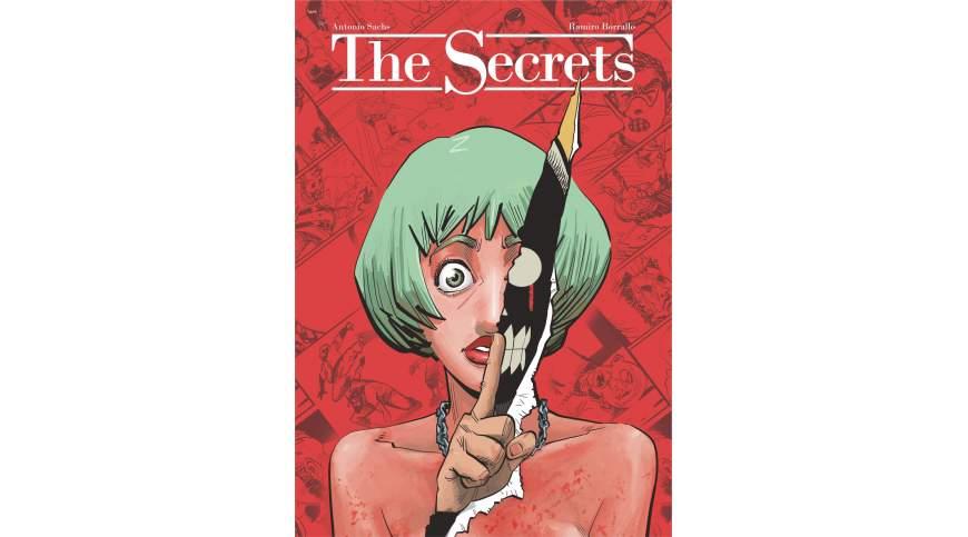 """""""The Secrets"""" de Antonio Sachs y Ramiro Borrallo. Novedad de febrero"""