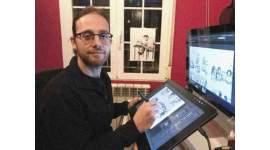Tres editorials s'uneixen per a editar «Camí de sirga» en còmic