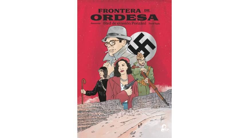 Frontera Ordesa – Reseña comic