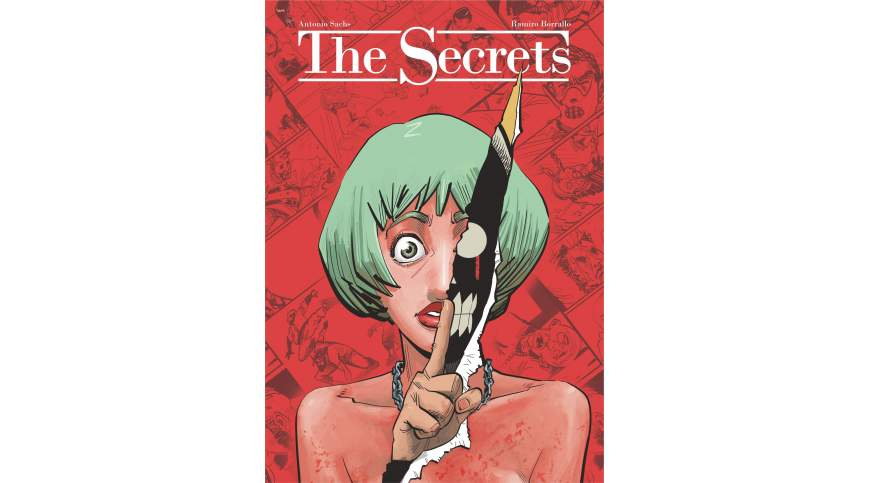 The Secrets: Ojos completamente abiertos ante la oscuridad. Antonio Santaliestra