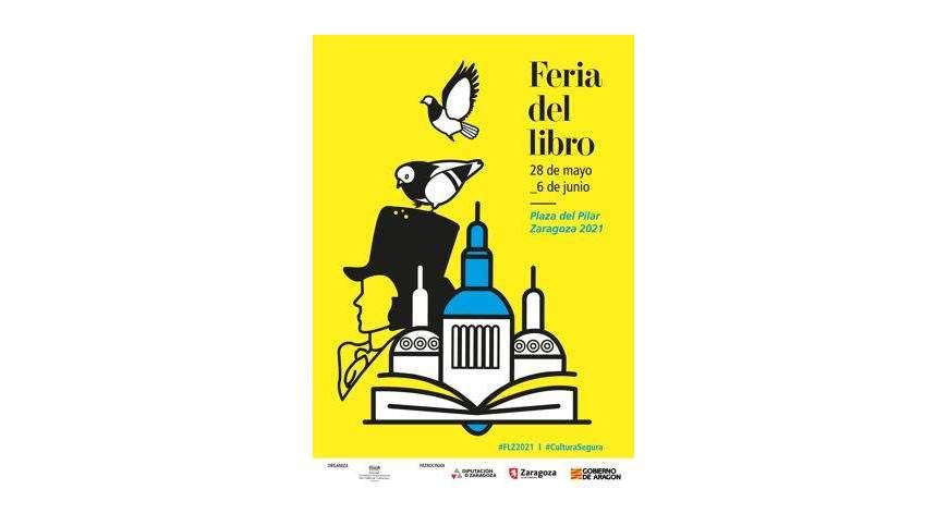 Horario firmas Feria del Libro 2021