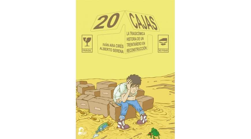 '20 cajas', de Iván Ara Cirés y Alberto Serena