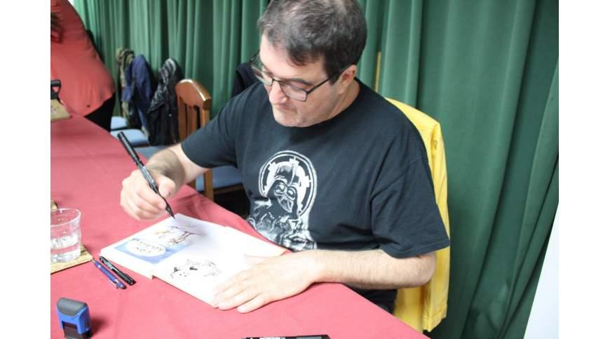 """Entrevista con Daniel Viñuales: """"Imagínate a Labordeta teniendo que hablar con gente como la de Vox"""""""
